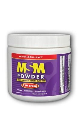 MSM Natural Balance 320 g Powder
