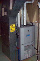 Hvac heating and cooling service and repair