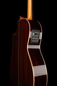 Cordoba Gypsy Kings Studio Guitar and case as new