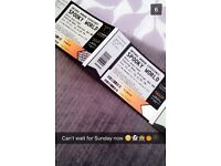 Spooky world tickets