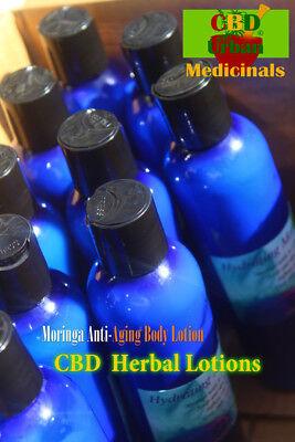 2Oz Cbd Cannabis Hemp Oil Extract Therapeutic Lotion Pain Relief  Geramium