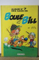 Bande dessinée Boule et Bill
