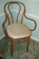 Antique Bent Wood Chairs