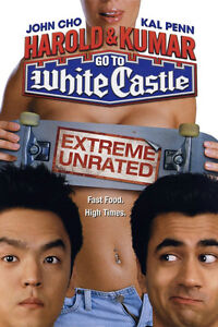 Harold and Kumar Go To White Castle dvd