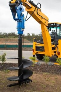 Auger Torque Drilling/Anchor Equipment