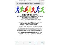 kids on the run sports club