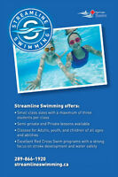 Streamline Swimming - Red Cross Swimming Lessons