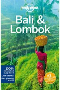 Lonely Planet: Bali & Lombok 16 Ed. Book
