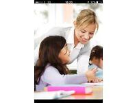 Tutor GCSE Maths & science