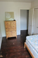 Room for Rent - utilities included (Fall & Winter term)