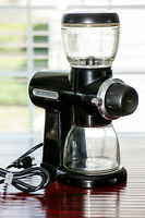 KitchenAid Pro Line Series Burr Coffee Mill, Onyx Black