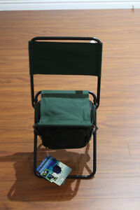 8 portable picnic chairs for sale!!