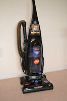 Bissell 35755 cleanview hepa bagless upright vacuum      Watch