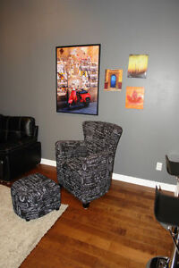 FULLY FURNISHED-1 BEDROOM-SQUARE ONE LOCATION-MISSISSAUGA
