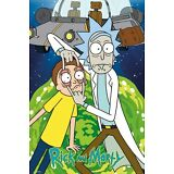 RICK AND MORTY - SHIP POSTER 24x36 - 52457
