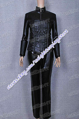 Underworld Selene Costume Black Leather Uniform Outfit Suit Halloween Cosplay ](Underworld Halloween Costumes)