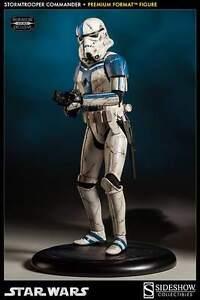 NEW Sideshow Star Wars Stormtrooper Commander Premium Format Stirling Stirling Area Preview