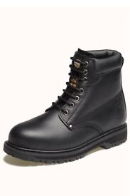 Dickies Cleveland Safety Boot Size 9 UK