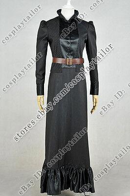 Who Buy Doctor The Snowmen Jenny Flint Cosplay Costume Dress Uniform Halloween  - Buy Costumes