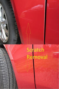 Vehicle / Car / Truck Scratch Removal and Paint Correction