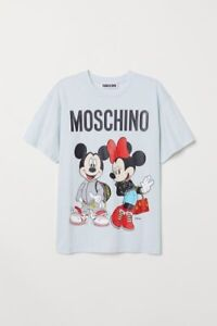 Moschino T-shirt size L for men