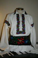 Blouse traditionnelle roumaine