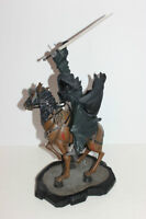 Gentle Giant Ringwraith on Horse Lord of the Rings Animaquette
