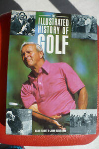 THE ILLUSTRATED HISTORY OF GOLF