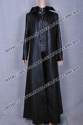 Underworld Selene Cosplay Costume Black Coat Outfit Uniform Halloween Party - Underworld Halloween Costume