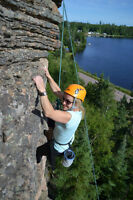 Rock Climbing Adventures and Courses