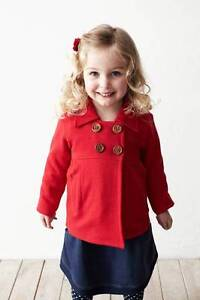 Girls Winter Dress & Swing Jacket Size 6 Baobab brand BNWT Bridgewater Adelaide Hills Preview