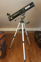 Bushnell Telescope 114900 PowerSeeker 114EQ