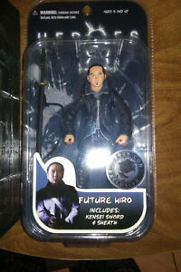 Battle Star Galactica Cylon and Future Hiro SDCC Exclusives Cambridge Kitchener Area image 2