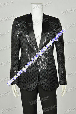 Daft Punk's Electroma Hero Robot No 2 Cosplay Costume Suit Coat Jacket Halloween