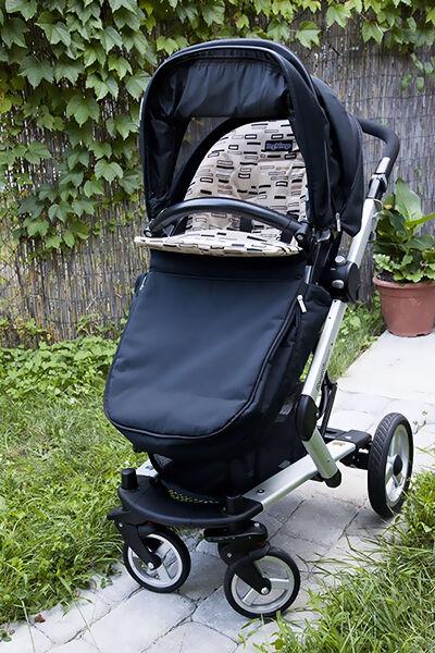 Peg Perego Skate Car Seat Compatible