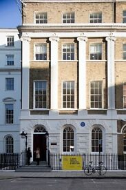 ( Marylebone - W1C ) Co-working - Office Space to Rent