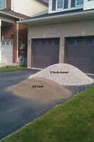 GRAVEL,STONES,SAND,TOPSOIL,SCREENINGS,MULCH DELIVERY in BARRIE