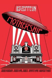 LED-ZEPPELIN-POSTER-MOTHERSHIP-LICENSED-BRAND-NEW