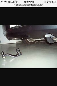 Wanted chrys 300 hitch