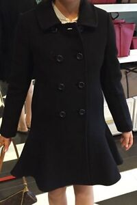 Kate Spade Wool Coat - brand new without tag