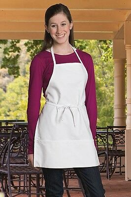 Uncommon Threads Youth Apron, 2 Divisional Pockets, One Size
