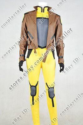Gambit Costume Halloween (X-Men All-New X-Factor Gambit Cosplay Costume Uniform Uniform Outfit)
