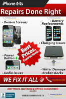 APPLE IPHONE 4/4S/5/5S/5C/6/6+  - BEST PRICES