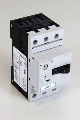 SIEMENS - Leistungsschalter Motorschutzschalter 0,35...0,5 A - 3RV1011-0FA10