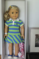 American Girl Of The Year Doll 2010-Lanie