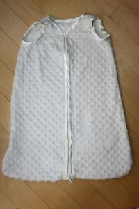 Cream Fleece Sleeping Sac