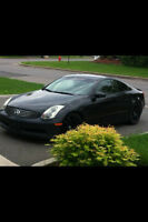 2003 Infiniti G35 Coupé negociable