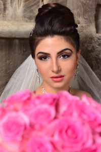 Mobile Makeup & Hair Artist GTA MUA for bridal & party
