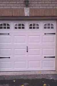 New garage doors installed from 399 416 841-3808