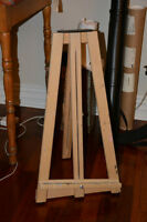 Easels/chevalet de table